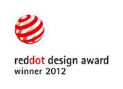 redhot design award winner 2012