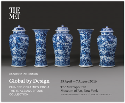 Global by Design at the MET