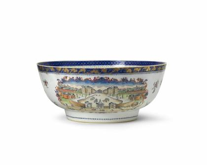 Punch Bowl - Foundling Hospital